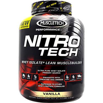 nitrotech protein powder