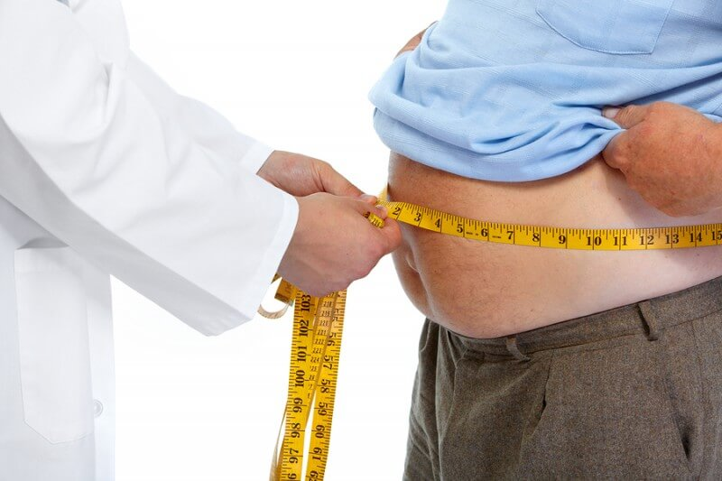 being overweight can cause type 2 diabetes