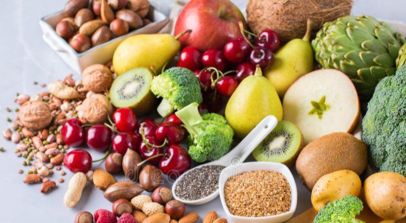 healthy fiber rich sources